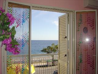 Apartment by the sea, near Tao - Nizza di Sicilia vacation rentals