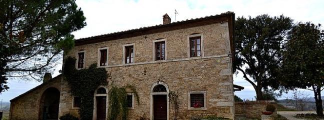 Villa Adalia - Image 1 - Rapolano Terme - rentals
