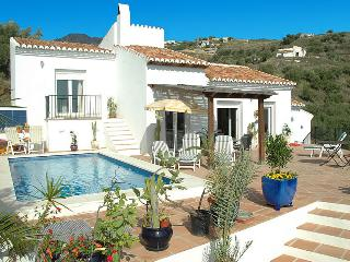 Bright Villa with Internet Access and Satellite Or Cable TV - Frigiliana vacation rentals
