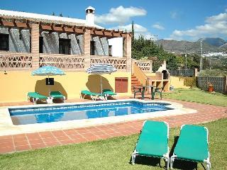 Charming 3 bedroom Villa in Frigiliana - Frigiliana vacation rentals