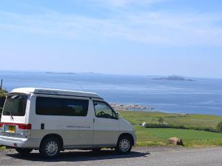 2 bedroom Camper van with Parking in Craignure - Craignure vacation rentals
