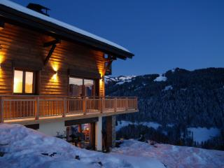 Chalet Tressud - with outdoor jacuzzi - Les Gets vacation rentals