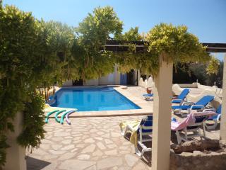 LUXURY VILLA  LLIBER  NR  JALON VALEY  A/C  WI FI - Alcalali vacation rentals