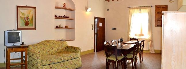 Casa Adalberto A - Image 1 - Rapolano Terme - rentals