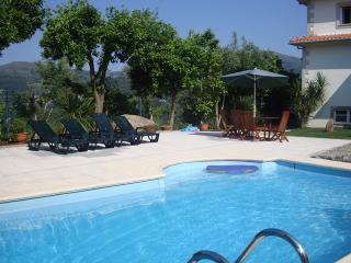 Villa with swimming pool, close to Geres & Braga - Terras de Bouro vacation rentals