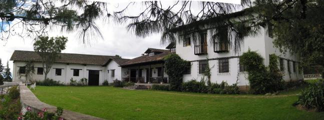 Beautiful Farmhouse Barn with Fireplace and Trampoline - Otavalo vacation rentals