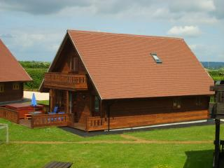 Perfect Chalet with Deck and Internet Access - West Stour vacation rentals