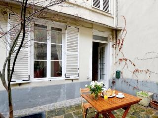 Comfortable Apartment with Garden and Short Breaks Allowed in Paris - Paris vacation rentals