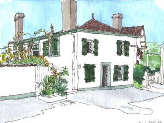 Detached townhouse with garden - Salies-de-Béarn vacation rentals
