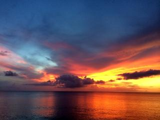 Sunset Suite - Beachfront Condo at Water's Edge - Frederiksted vacation rentals