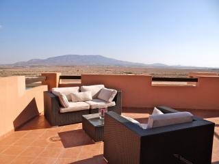 A large  terrace with a view - Alhama de Murcia vacation rentals