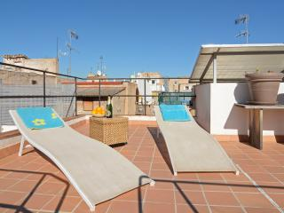 Palma Penthouse at 850mt beach - Palma de Mallorca vacation rentals