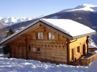 Perfect 6 bedroom Chalet in Thyon with Internet Access - Thyon vacation rentals