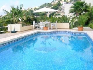Rent-a-House-Spain, Villa 4 pers. sea view golf - Altea la Vella vacation rentals