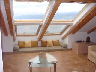 Luxurious Penthouse Apartment with amazing sunset - Postira vacation rentals