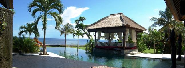 Spectacular Beach Front Villa - North Bali - Buleleng vacation rentals