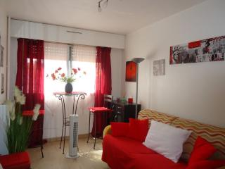 Nice Studio with Internet Access and A/C - Golfe-Juan Vallauris vacation rentals