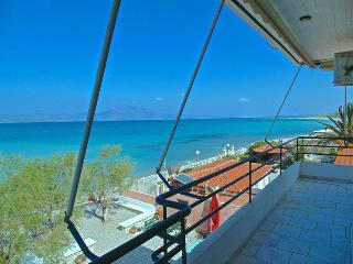 VRACHATI BEACH SUITES for 4 pe - Corinth vacation rentals