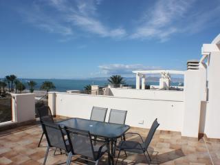 Beachfront top floor apartment - La Azohia vacation rentals