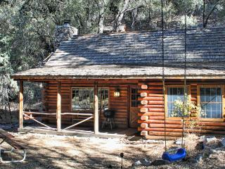 Feb & March SPECIAL $79 a night!  Rustic Log Cabin - Central Valley vacation rentals