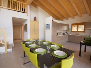 Perce Neige Chalet Apartment - Veysonnaz vacation rentals