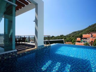 Kata Sea View Villa with Private Pool and Chef-A1 - Kata vacation rentals