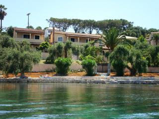 Beautiful Villa with Deck and Internet Access - Messonghi vacation rentals