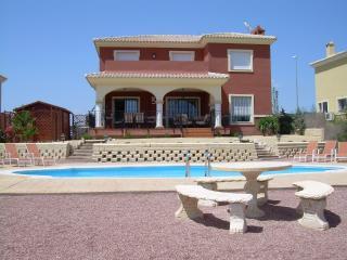 Villa Bonalba in Alicante near city center - Muchamiel vacation rentals