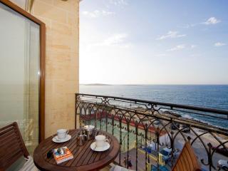 Ascot Seafront Apartment St. Paul Bay - Bugibba vacation rentals