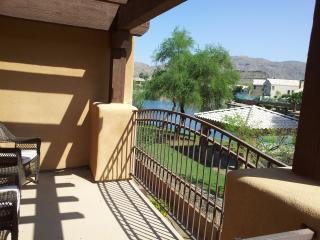 Foothills Luxury Condo - Waterfront Mountain Views - Phoenix vacation rentals