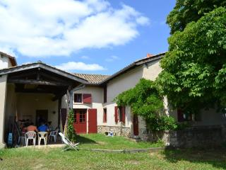 Bright 4 bedroom Gite in Rhone with Internet Access - Rhone vacation rentals