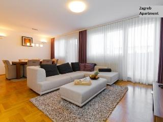Penthouse with large terrace - Zagreb vacation rentals