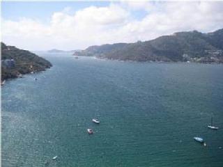 Condo with Spectacular Views of Puerto Marques Bay - Acapulco vacation rentals