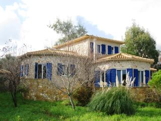 Charming & elegant house overlooking the sea. - Tragaki vacation rentals