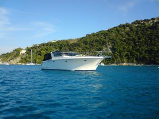Luxury Motor yacht Carolina - Fiscardo vacation rentals