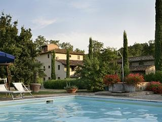 Perfect House in Montaione with Deck, sleeps 4 - Montaione vacation rentals