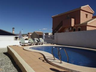Casa Martha, Family (6) Budget Villa & Pool. - Murcia vacation rentals
