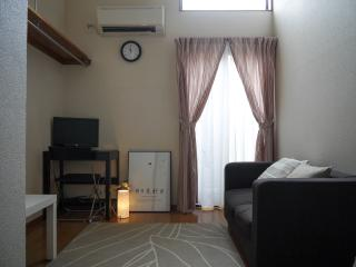 Comfy modern studio in local shopping street - Kinki vacation rentals