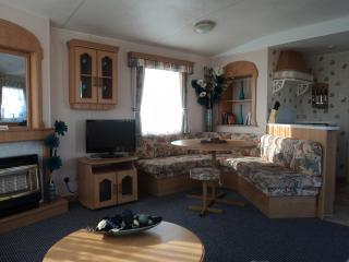 Comfortable Caravan/mobile home with Internet Access and Television - Berrow vacation rentals