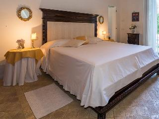 B&B King-size double bedroom with ensuite - Capranica vacation rentals