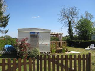2 bedroom Caravan/mobile home with Microwave in Balleroy - Balleroy vacation rentals