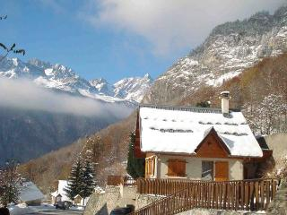 Ski Lodge in Vaujany, Alpe d'Huez,  Alps, France - Vaujany vacation rentals