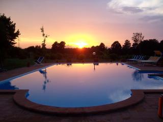 Country villa with pool near Orvieto and Bolsena - Castel Giorgio vacation rentals