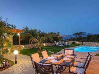 Green Paradise luxury villa - Skouloufia vacation rentals