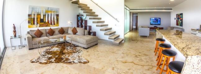 3 Bedroom Ocean View Penthouse 2 Bedroom Option - Image 1 - Playa del Carmen - rentals