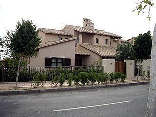 Golf Villa at prestigious Hacienda Del Alamo - Fuente alamo de Murcia vacation rentals
