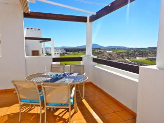 Top floor corner golf suite - Alhama de Murcia vacation rentals