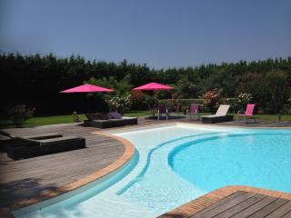 Villa de charme 1km plage- piscine grand et jardin - Olmeto vacation rentals