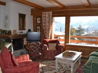 Lovely 2 bedroom Apartment in Verbier with Internet Access - Verbier vacation rentals