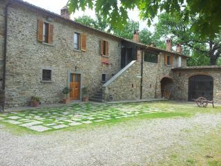 "APARTMENT ""IL GIOGO"" SWIMMING POOL AIR CONDITIONED - Arezzo vacation rentals"